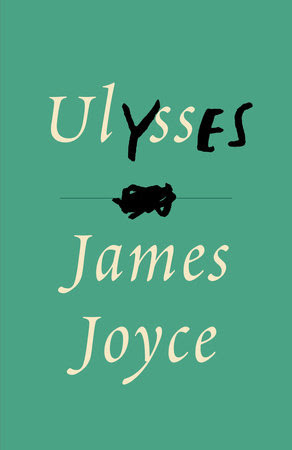 Ulysses Book Cover Picture