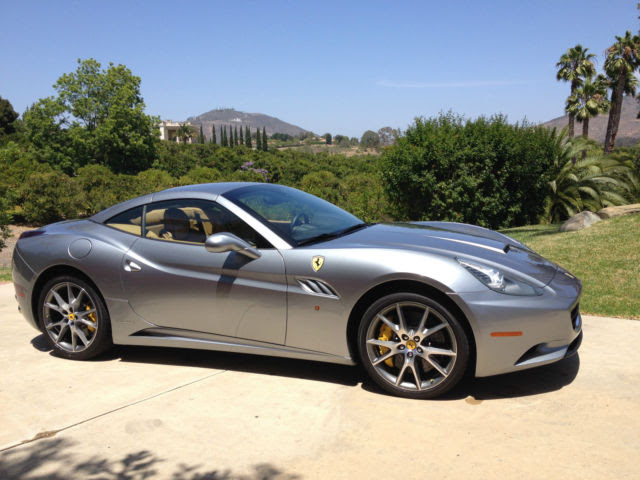 2012 Ferrari California Base Convertible 2-Door 4.3L ...