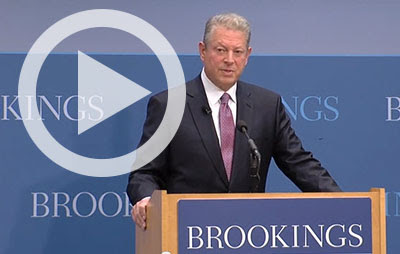 Al Gore Calls Government Shutdown Threats Political Terrorism