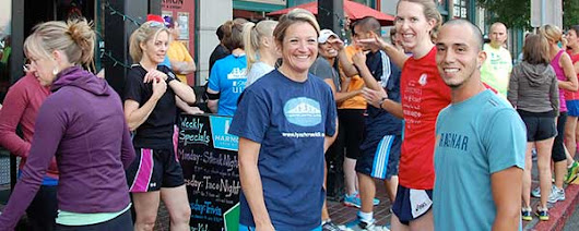 Tacoma Runners - A Run to Social-ize