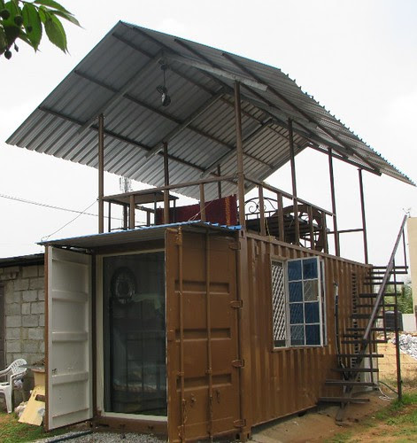 ContainerHomeIndia