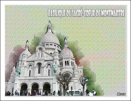 Basilique du Sacré-Coeur de Montmartre