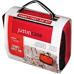 Family First Aid Kit Red - Justin Case