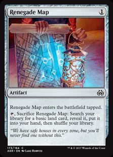 Renegade Map