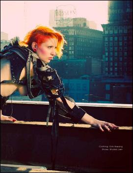 BModels: Ulorin Vex - Iconography - The Naked Issue