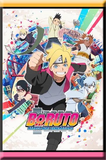 Boruto ボルト Naruto Next Generations マグネット 1 1 集合イラストa