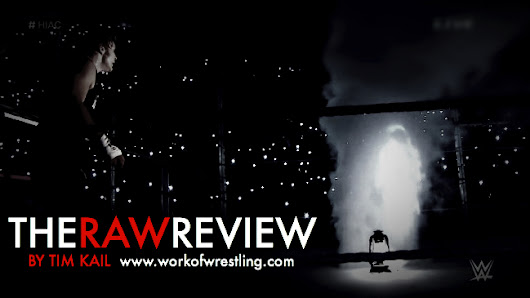 THE RAW REVIEW