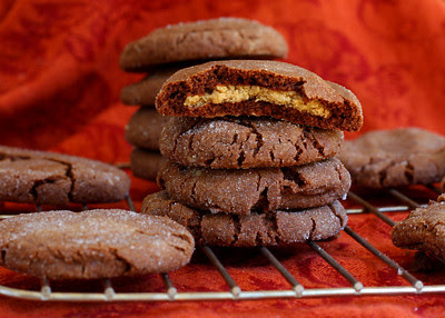 Liv Life: Chocolate Peanut Butter Surprise Cookies