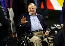 Former U.S. president George H.W. Bush hospitalized with blood infection: spokesperson | The Star