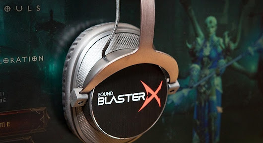 Sound BlasterX H5 Tournament Edition review: Affordable, comfortable gaming headset