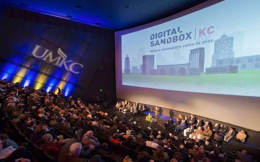 Digital Sandbox KC backed with 'unprecedented' second grant