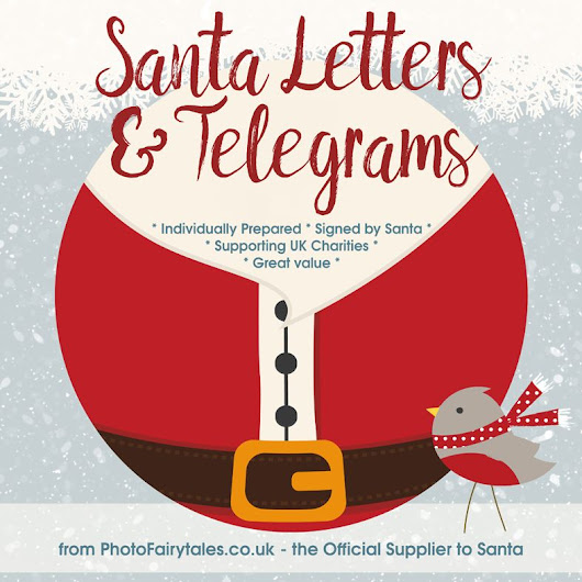 Personalised Santa Letters & Telegrams | individually created & unique