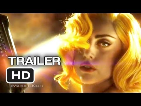 Machete Kills Trailer (2013)