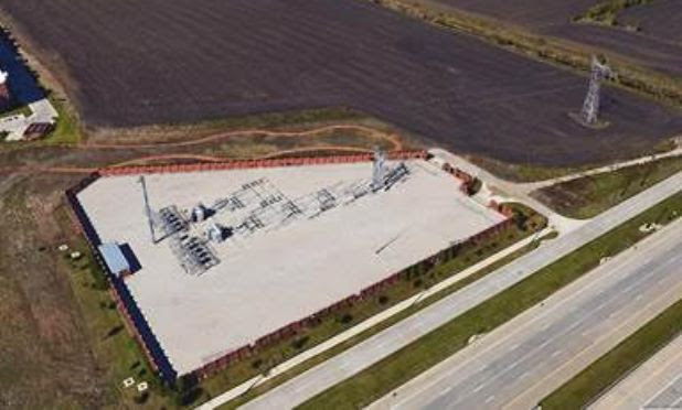 35-acre site