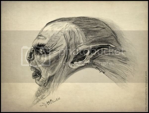 orque orc ork Tolkien Le Seigneur des Anneaux The Lord of the Rings SDA LOTR peter Jackson