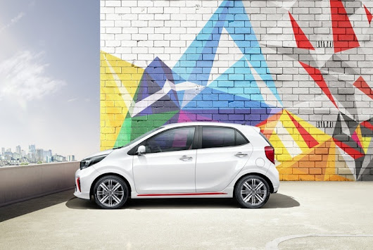 Kia Release First Images of All-New Picanto