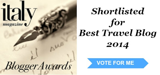 Italy Magazine Blogger Awards | Ciao Amalfi Nominated as Best Travel Blog!  | Ciao Amalfi