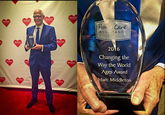 Growing Bolder CEO Honored With Changing the Way the World Ages Award