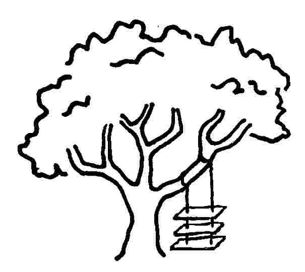 tree swing  - marketing