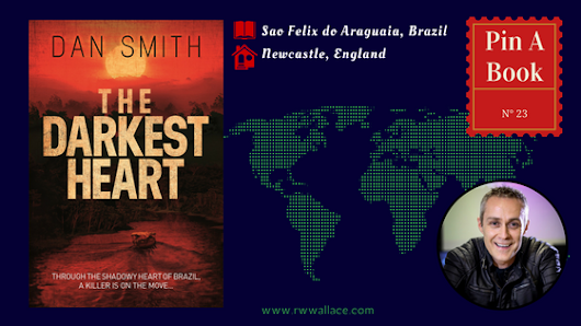 Pin a Book: The Darkest Heart by Dan Smith | R.W. Wallace