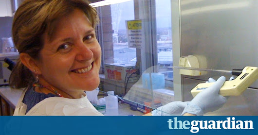 'I was let go when I got pregnant': Marguerite Evans-Galea on her life as a woman in science | Guardian Sustainable Business | The Guardian
