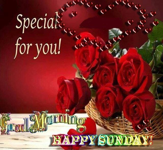 Special For You Good Morning Sunday Pictures Photos And Images For