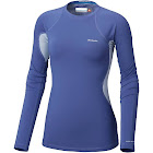 Columbia Midweight Stretch Long Sleeve Top Eve, Faded Sky