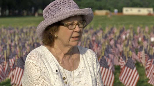 10,000 Flags to Commemorate Our Nation's Heroes