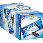 Nabisco Oreo Thins Chocolate Sandwich Cookies - 35 pack, 1.02 oz each