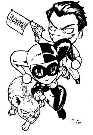 Cute Joker Drawing At Getdrawings Com Free For Personal Use Cute