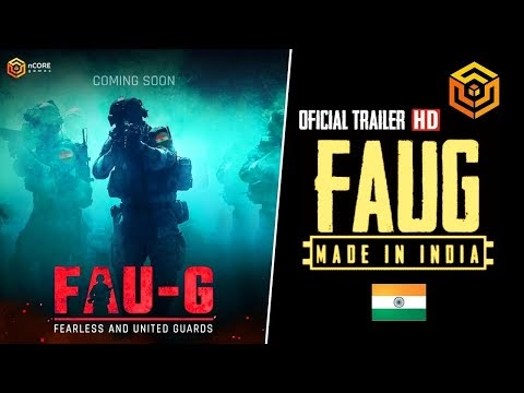 FAUG GAME OFFICIAL TEASER || nCORE GAMES