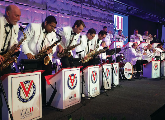 Dine & Dance with the Victory Swing Orchestra | The National WWII Museum | New Orleans