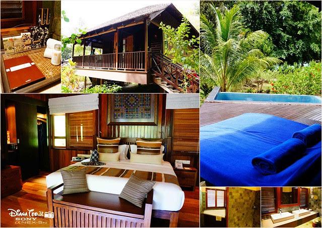 Bunga Raya Island Resort & Spa 14