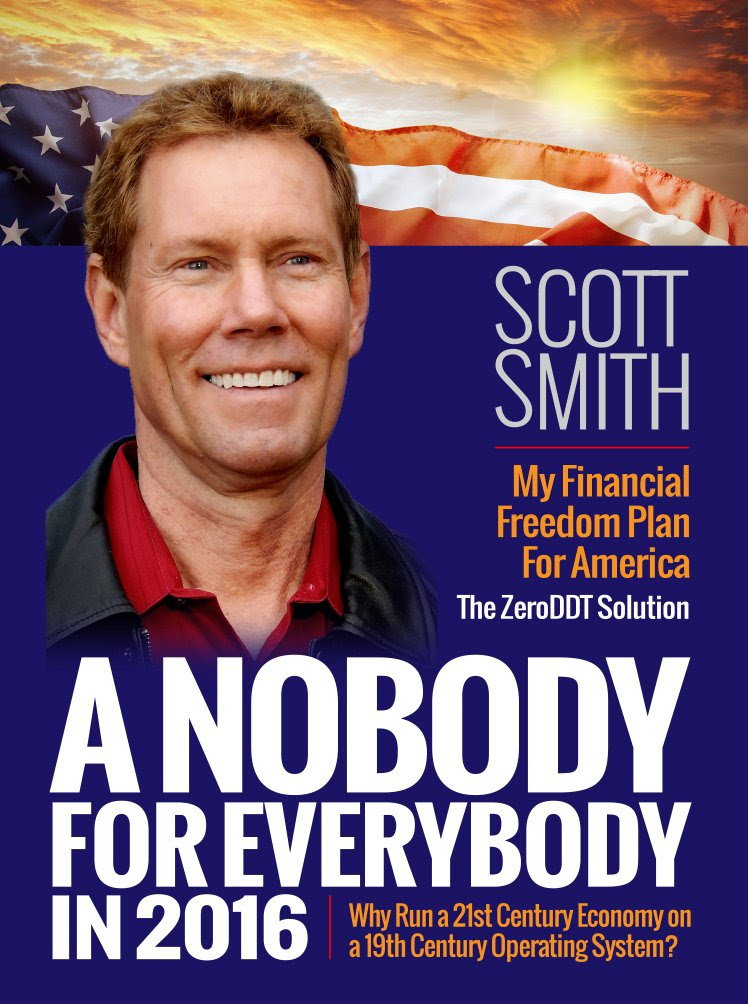 Amazon.com: A Nobody For Everybody in 2016: My Financial Freedom ...
