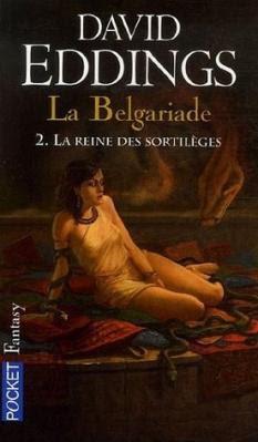 Couverture La Belgariade, tome 2 : La Reine des sortilèges