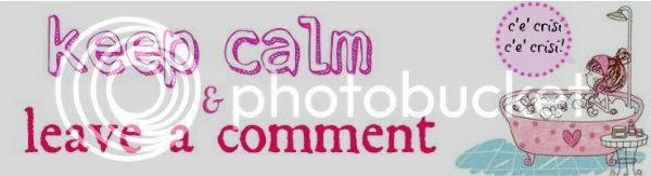 keep calm and leave a comment c'e'cisi c'e' crisi 600