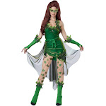 California Costumes Women's Sexy Lethal Beauty Posion Ivy Halloween Costume, Green