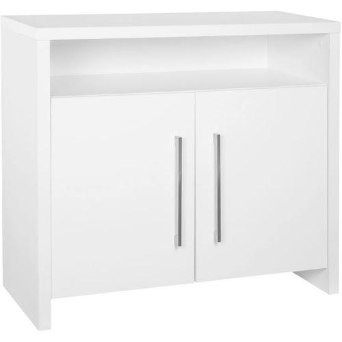 Closetmaid 1655 2 Door Storage Cabinet With Shelf White