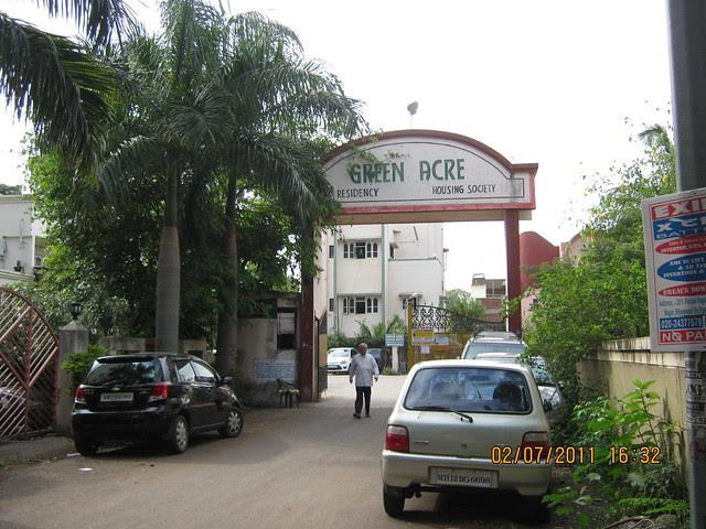 Green Acre Residency Housing Society, Suvarna Nagari, Swami Vivekanand Road, Bibwewadi, Pune 411 037
