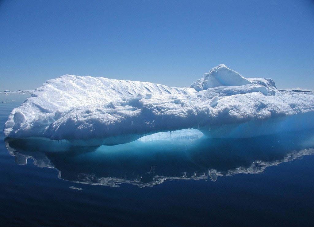 Iceberg Antártica