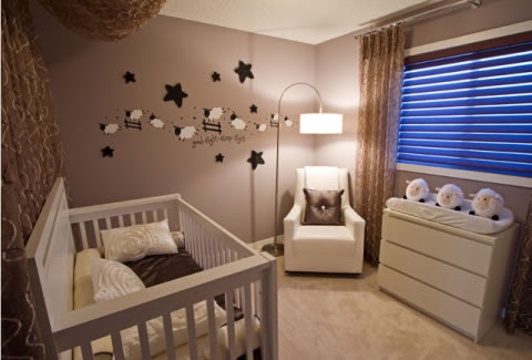 Baby Boy Nursery Room Decor Ideas