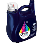 Cheer HE Liquid Laundry Detergent, 96 Loads - 150 fl oz jug