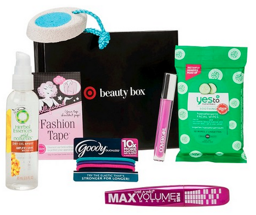 *NEW* 2 Target Beauty Boxes $5 each shipped! $20 value! - Gift With Purchase