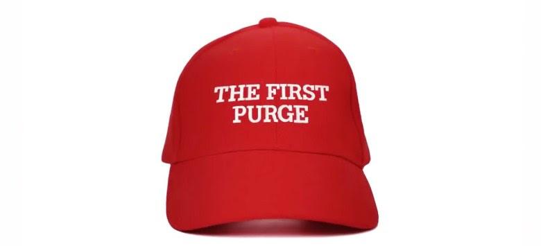 Resultado de imagem para The First Purge 2018 teaser