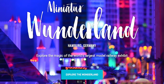 Miniatur Wunderland Trek | The Webby Awards