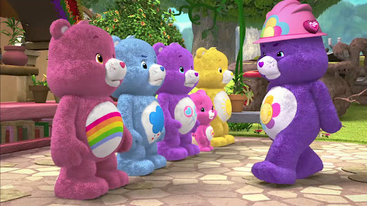 Care Bears Mystery in Care a Lot Giveaway - Family Fun Journal