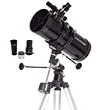 Telescope with mounting