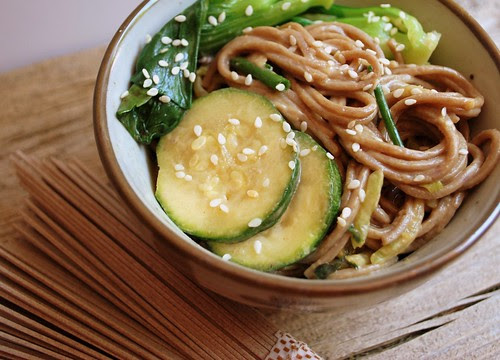 Asian Noodle Salad CU1