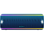 Sony SRS-XB31 Portable Speaker - Wireless - Blue