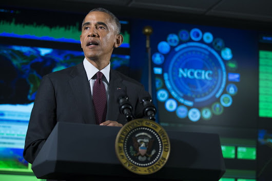 Obama to issue executive order promoting cyberthreat information sharing